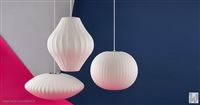 Herman Miller Nelson Bubble Lamp