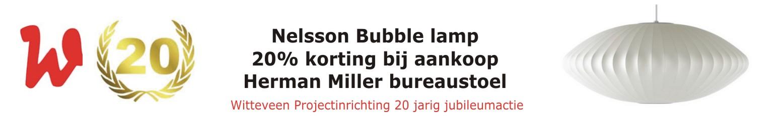 Nelsson Bubble Actie